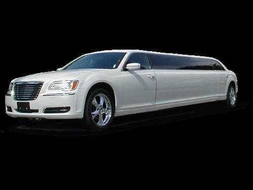 12 Passenger Chrysler 300 Limo Rental