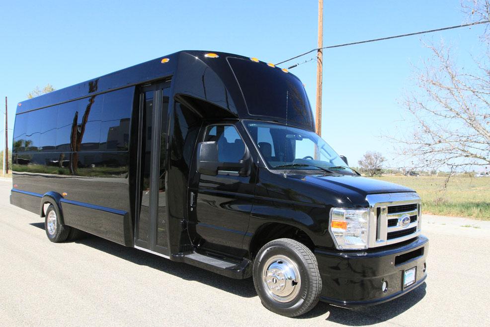 LALS - 16 Passenger – Luxury MiniCoach Bus