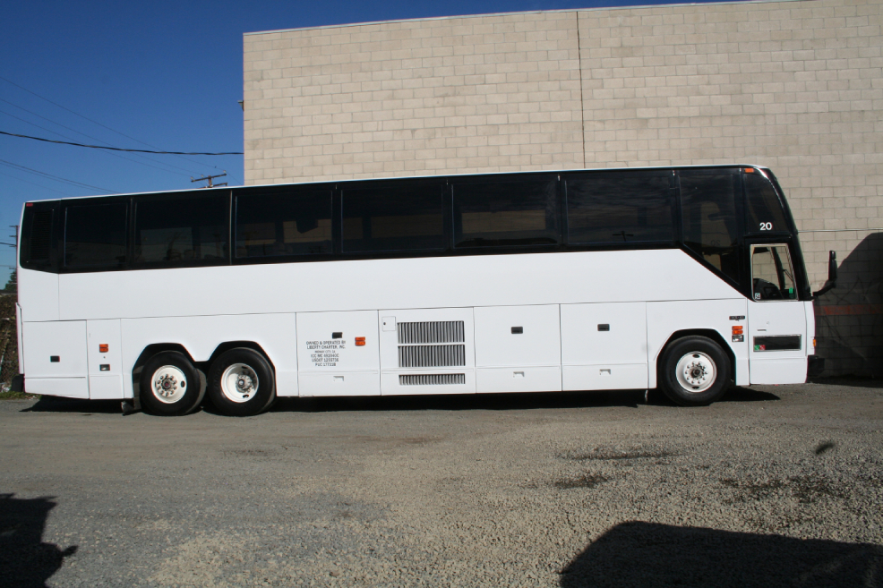 LALS - 47 Passenger Motor Coach