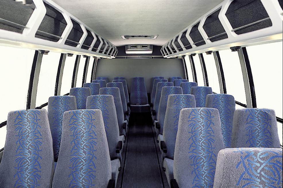 LALS - 47 passenger coach inside