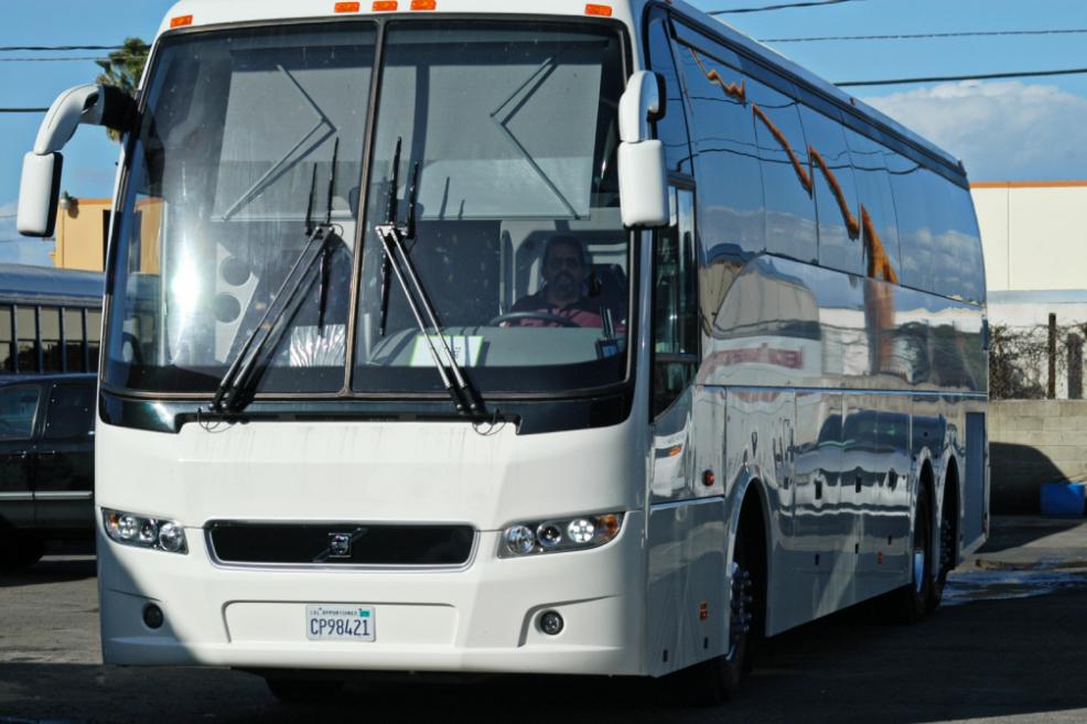 LALS - 55 Passenger Motor Coach